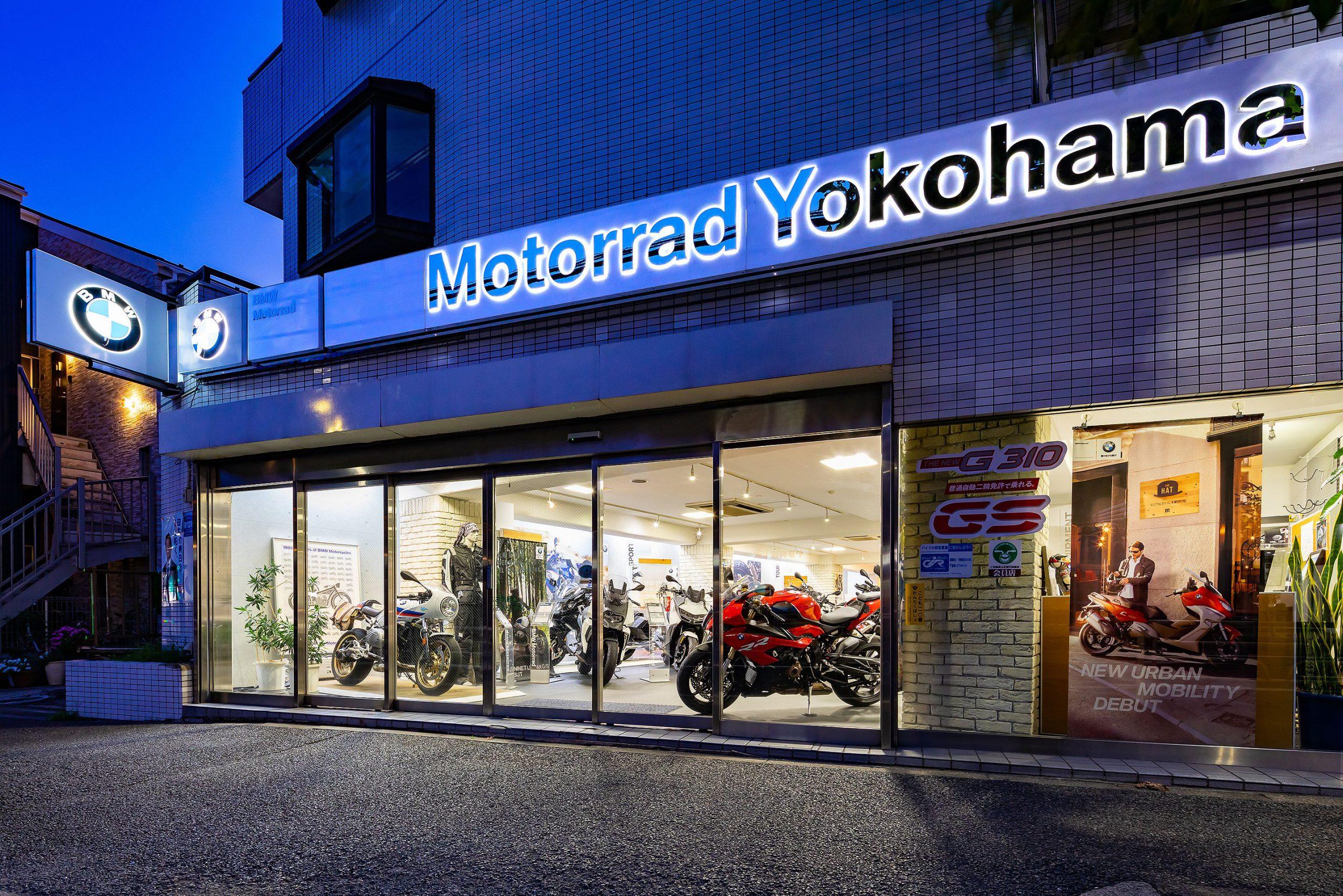 BMW Motorrad Yokohama